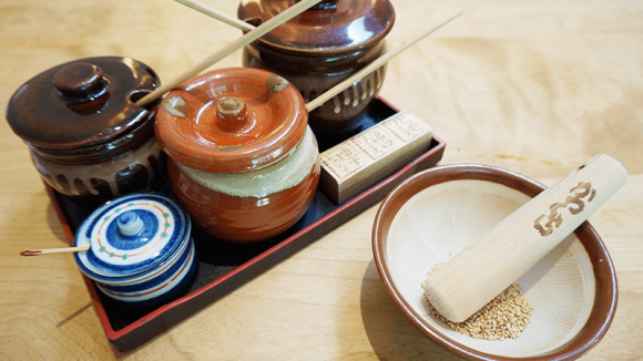 Nadai Tonkatsu Katsukura Sanjo Honten ― Main store How to Order & Eat