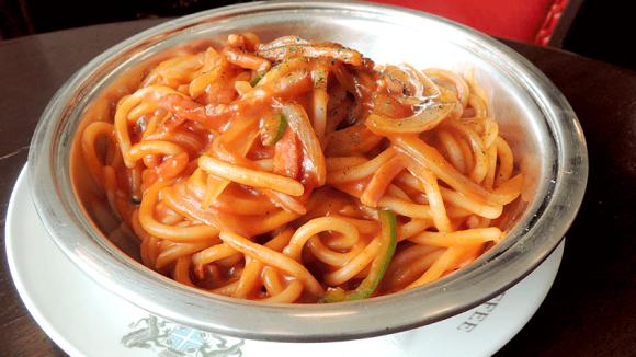 Spaghetti Italian(Tomato Sauce)