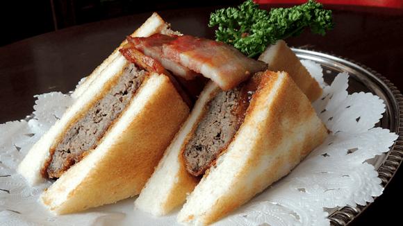 Beef Cutlet Sandwich