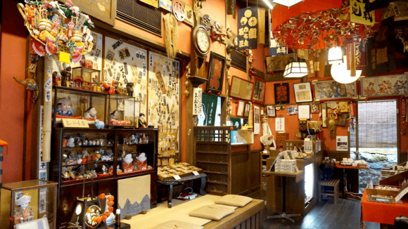 Bunnosuke Chaya Honten ― Main store