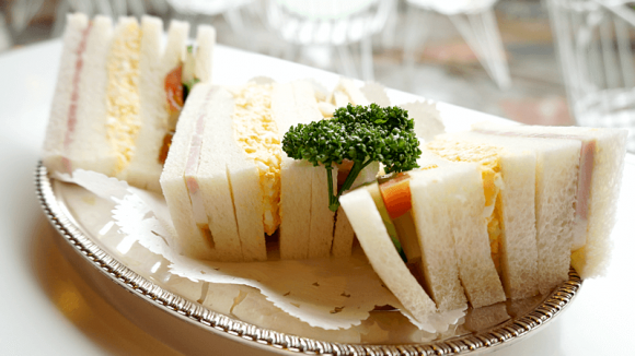 KIYOMIZU Mixed Sandwich Set (Coffee or Tea)