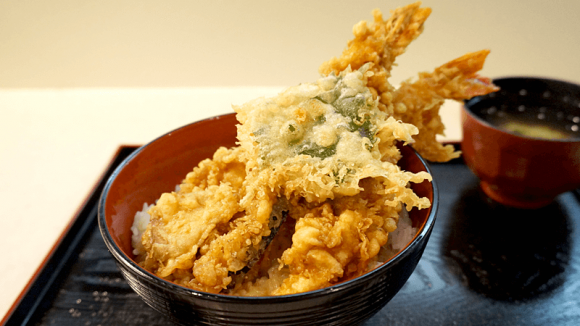 BIG PRAWN TENDON