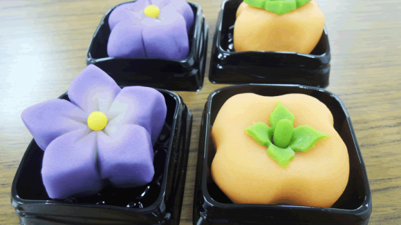 Try making wagashi yourself