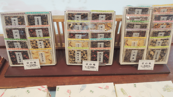 Kyo-Tsukemono Daiyasu How to Buy