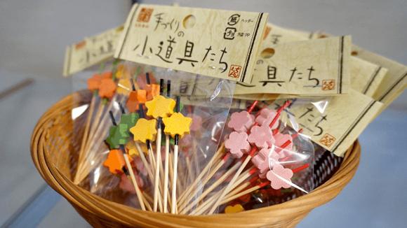 Bamboo skewers (mini-size)