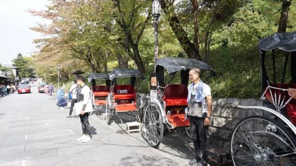 EBISUYA's Rickshaw(Higashiyama,Kyoto branch) Appearance Photo 1