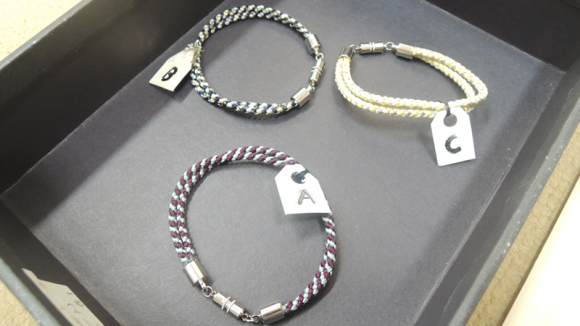 Choose from 3 sizes of Bracelets