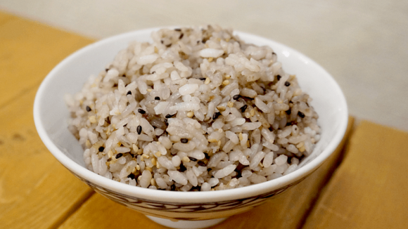 16 grain mixed rice