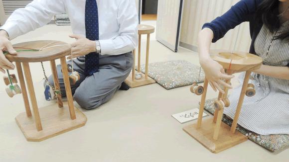 Make your own kumihimo items