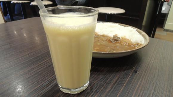 Mango Milk Lassie