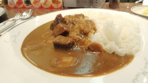 Sanmaruco Curry Takashimaya