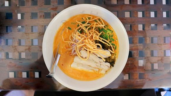 Thai Curry Ramen Siam