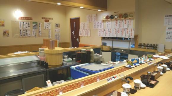 Kyo-Suzaku Sushi IchibaInterior Photo 1