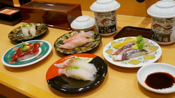 Kyo-Suzaku Sushi Ichiba