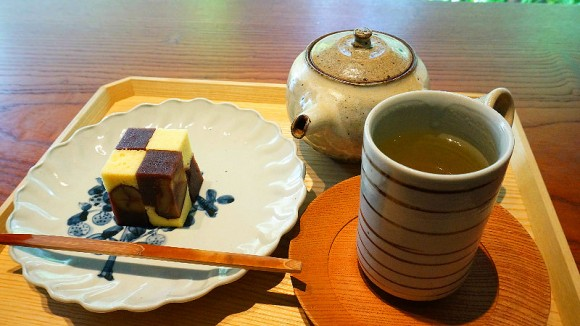Seasonal Japanese Sweets