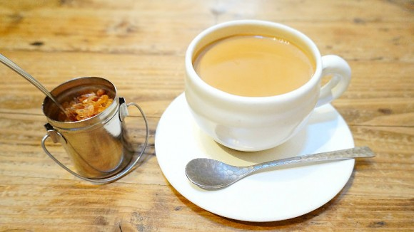 Rum Chai (Hot only)