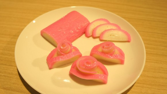 """Oyobare"", regular kamaboko"
