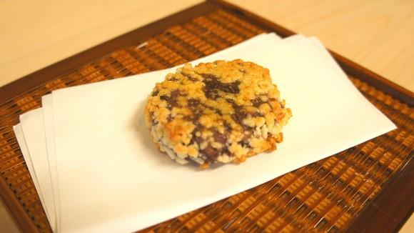 Ko-ka mochi set (a box of five), Chinese moon cake set