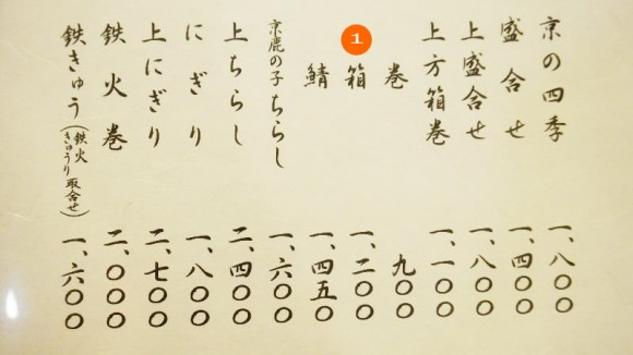 How to Order & Eat Sushi Otowa
