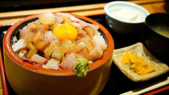 Today's Kaisen Teisyoku