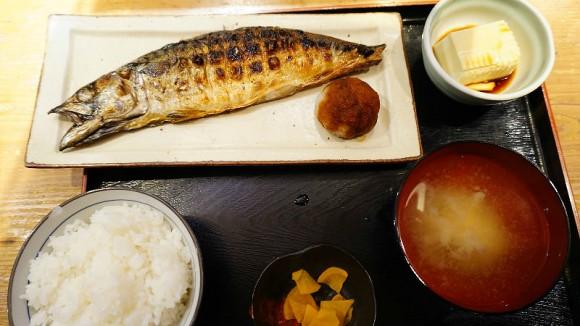 Today's Yakizakana Teisyoku