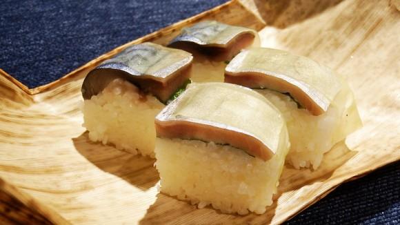 Saba sushi