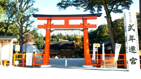 Kamigamo Temple Appearnace photo