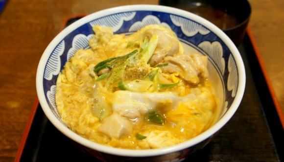 Oyako Don (Ricebowl)