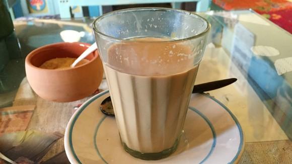 Hot Chai
