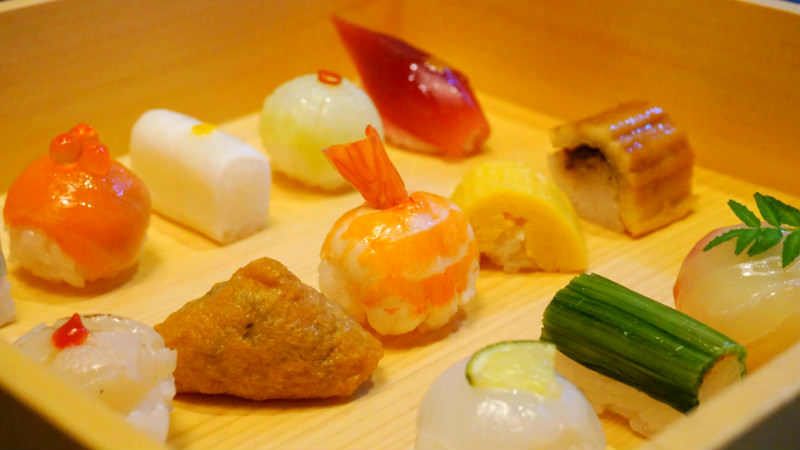 Sharing Kyoto's guide to sushi in Kyoto