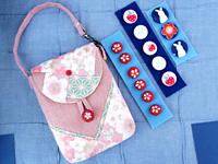 Japanese-design cloths