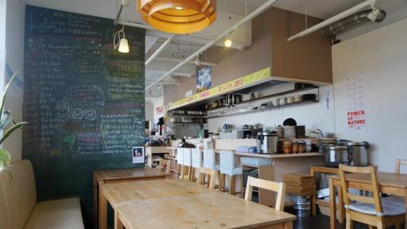 musubi-cafe Interior Photo 1