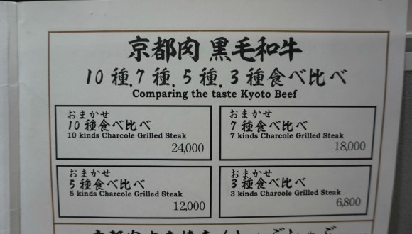 Shishikin How to order & eat