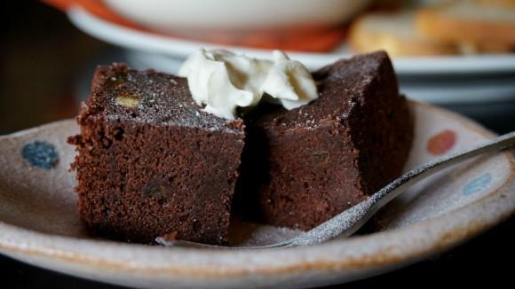 Add a mini dessert