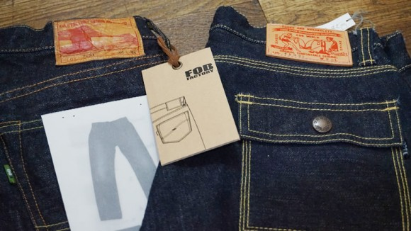 Jeans(Main in Japan)