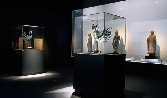 Byodoin Museum Hoshokan