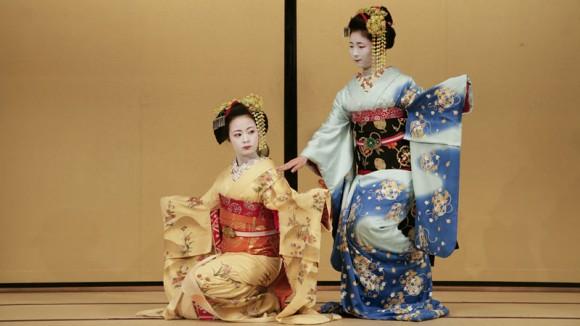 Kyomai(kyoto style)Dance