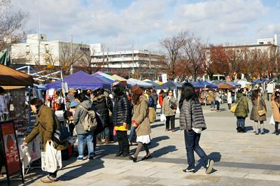 Umekoji park tedukuri ichi Appearance Photo