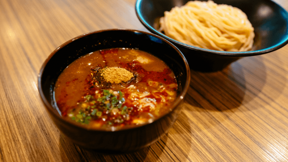 Dipping noodle (Miso)