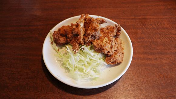 Spicy Karaage