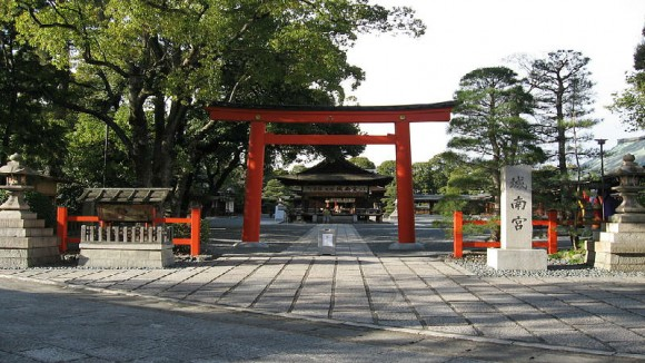 Jonangu shrine