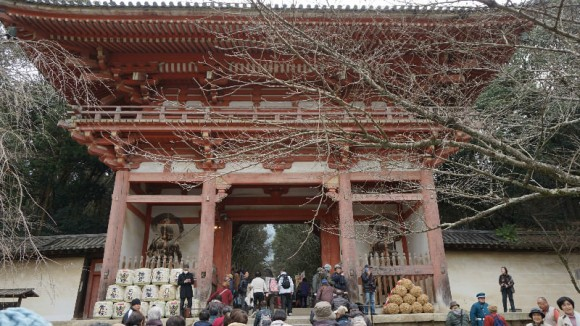 Photo: Gate