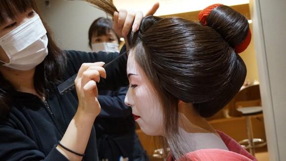 Shiki Maiko Transform experience
