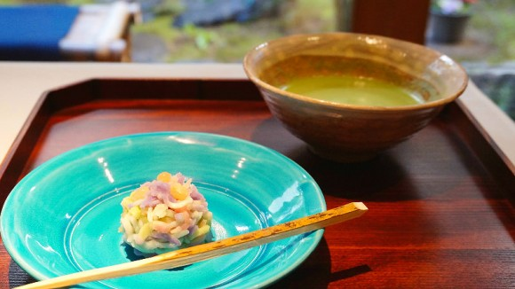 Matcha MIYABI NO IN, Teahouse blend