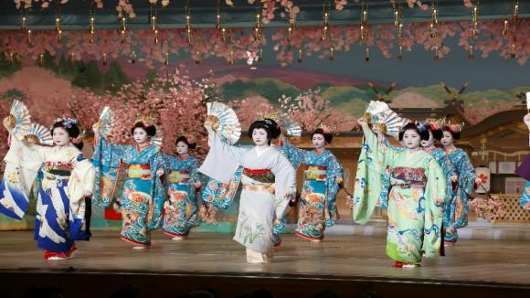 Miyako dance