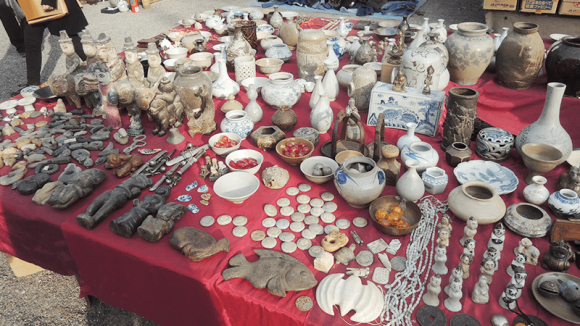 Toji Kobo Market