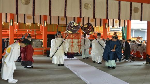 Shinko festival