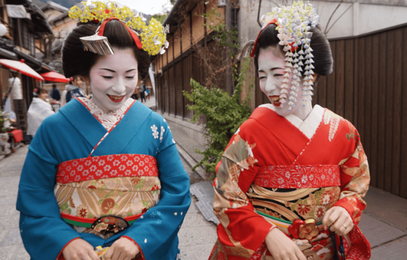 Put being a Maiko on your bucket list!
