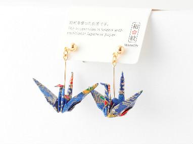 Origami Earings