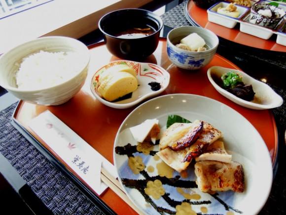 Saikyo-zuke set